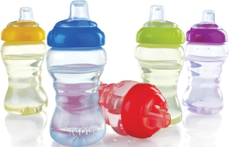 Sippy Cups Banned