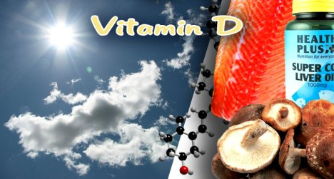 Finding a Vitamin D source