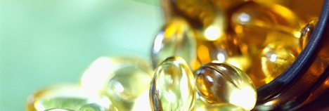 Vitamin E can take up to three months to work