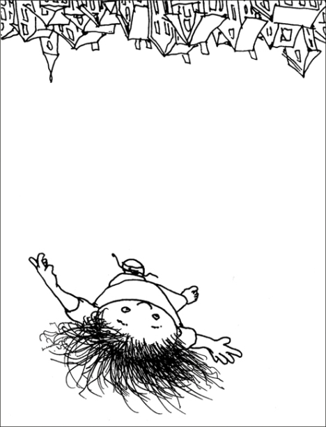 artwork by Shel Silverstein